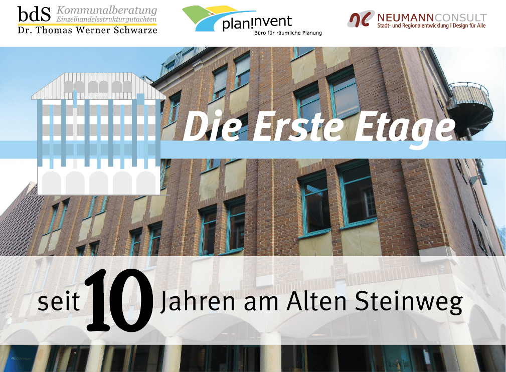 """""""Erste Etage"""" feiert Standortjubiläum"""