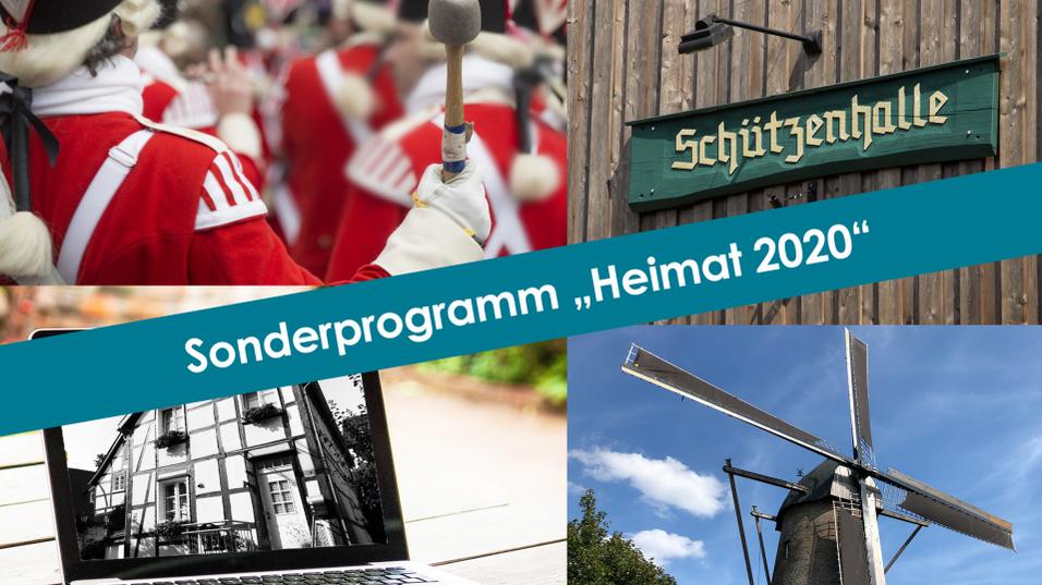 """Sonderprogramm """"Heimat 2020"""" unterstützt Vereine mit Soforthilfe"""